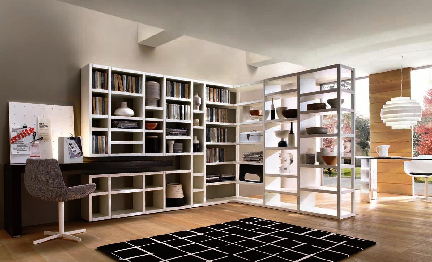 Дизайн Гостиной С Книжными Шкафами Москва