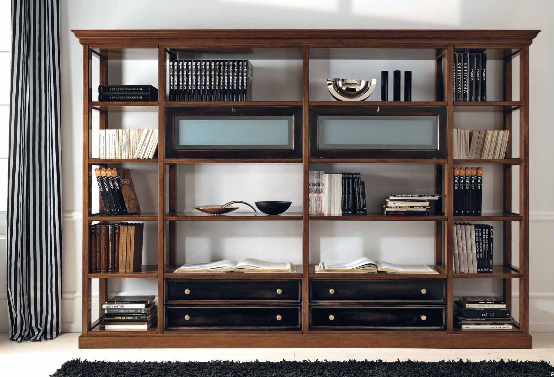 Книжный шкаф palladio classico art.p.1007c.
