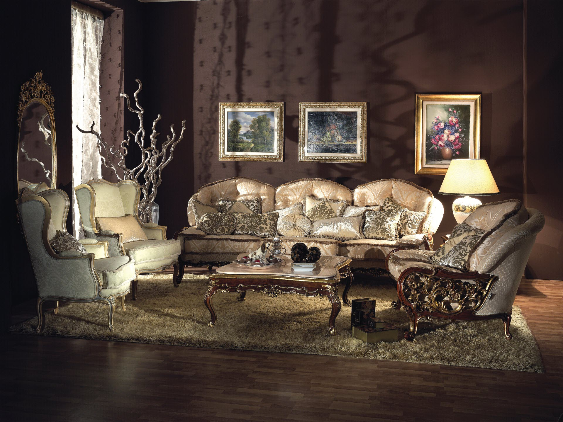 Дорогая Мебель Для Гостиной В Москве